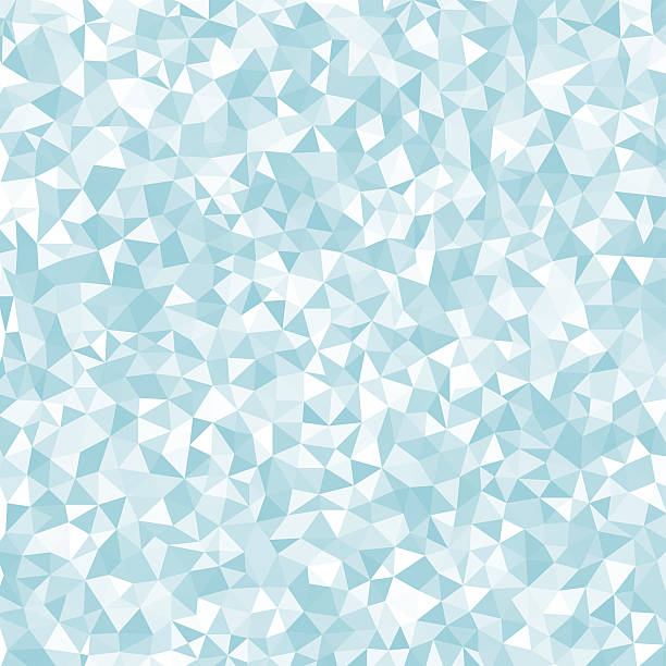 Abstract Triangles Background vector art illustration