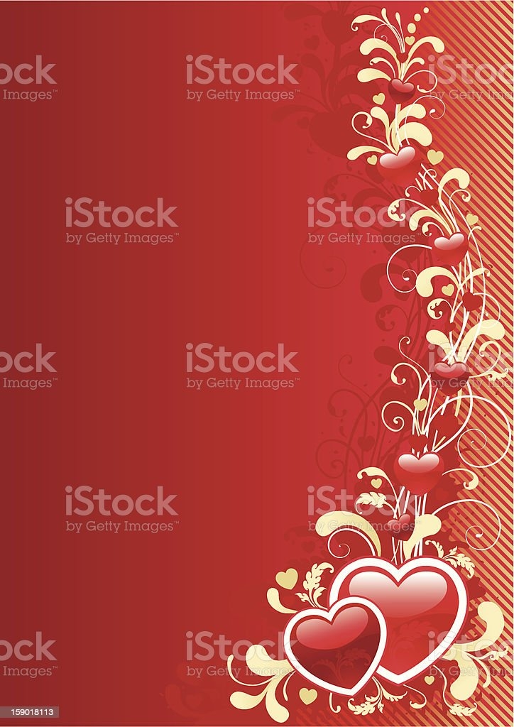 abstract valentine background royalty-free abstract valentine background stock vector art & more images of abstract