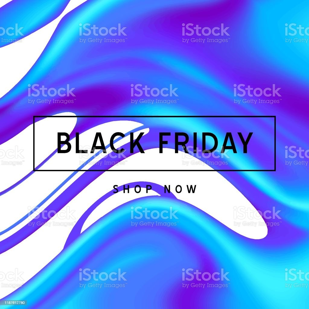 Abstract Vaporwave Vector Sale Template Stock Illustration Download Image Now Istock