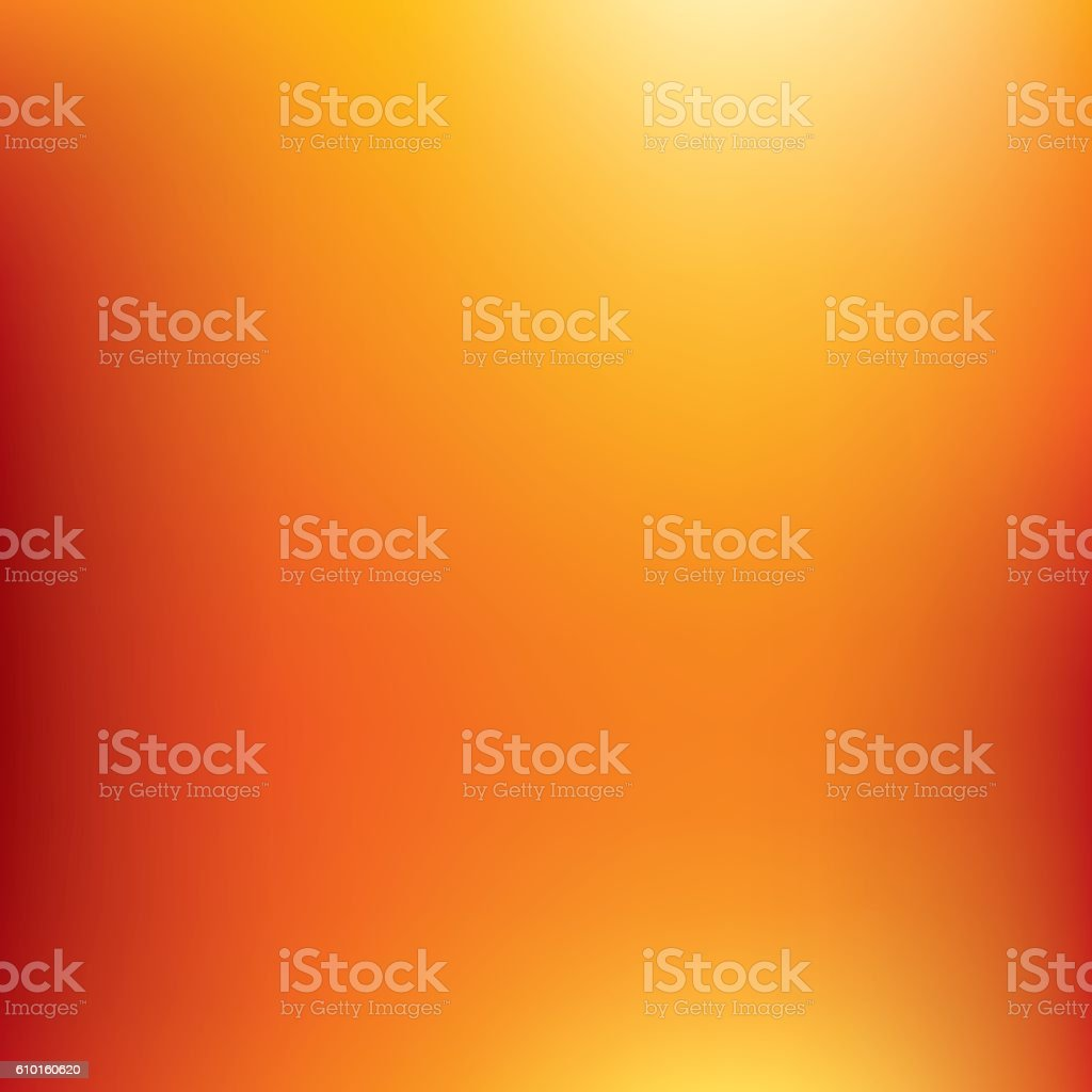 Abstract vector background, orange and yellow mesh gradient