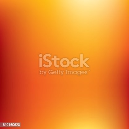 Abstract vector background, orange and yellow mesh gradient, wallpaper for you project