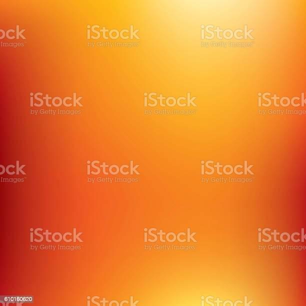 Abstract Vector Background Orange And Yellow Mesh Gradient Stock Vektor Art und mehr Bilder von Abstrakt