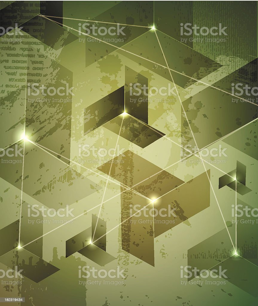 abstract vector background royalty-free stock vector art