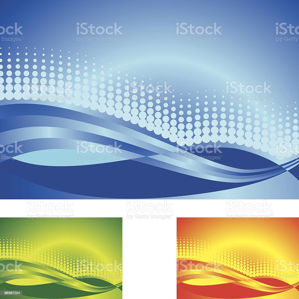 abstract vector background - Royalty-free Backgrounds stock vector