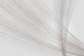 Wave Pattern, Technology, Neon, Wallpaper - Decor, Web Banner