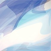 abstract vector blue wave transparency pattern background.(ai eps10 with transparency effect)