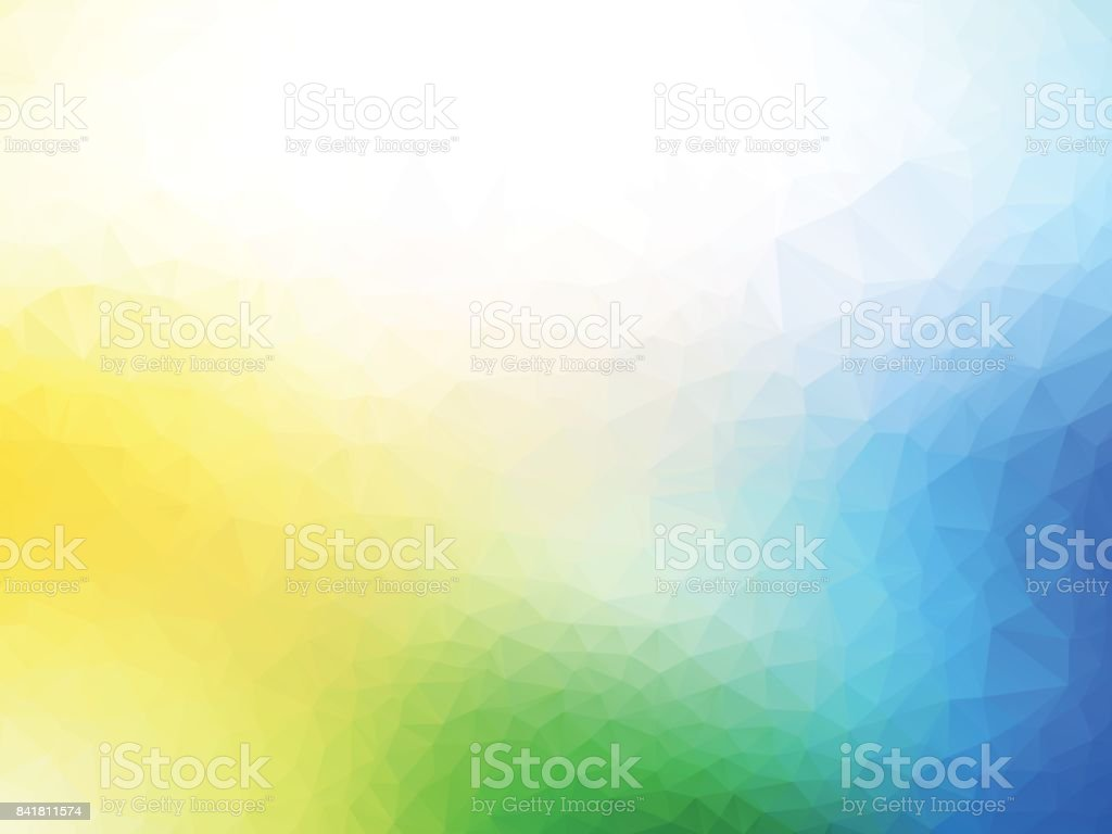 abstract vector color geometric background vector art illustration