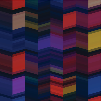 abstract vector colorful stripe pattern background