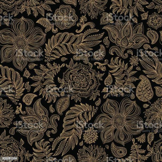 Abstract vector floral seamless pattern exotic paisley elements vector id806081594?b=1&k=6&m=806081594&s=612x612&h=stmk cfkube6yz9qrecusyynmrrqq2hiycs dzjjotg=