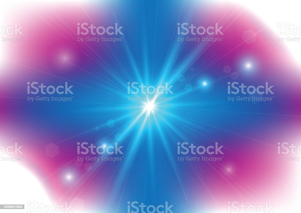 abstract Vector illustration of soft colored abstract background vector art illustration