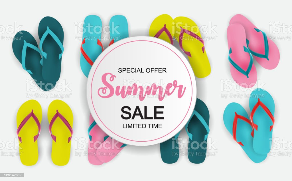 Abstract Vector Illustration Summer Sale Background royalty-free abstract vector illustration summer sale background stock vector art & more images of backgrounds