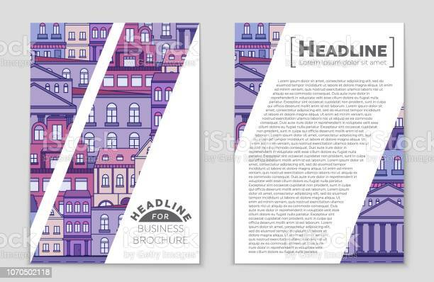 Abstract Vector Layout Background Set For Art Template Design List Front Page Mockup Brochure Theme Style Banner Idea Cover Booklet Print Flyer Book Blank Card Ad Sign Sheet A4 Stock Illustration - Download Image Now