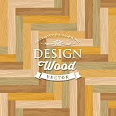 Abstract vector multicolored tile wood floor striped concept