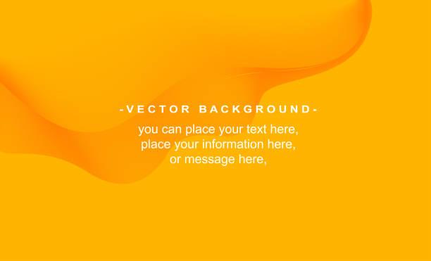 bildbanksillustrationer, clip art samt tecknat material och ikoner med abstrakt vektor orange bakgrund - orange bakgrund