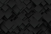 Abstract Vector Technology Dark Background