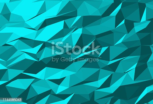 Abstract vector template design with colorful geometric triangular background for brochure, web sites, leaflet
