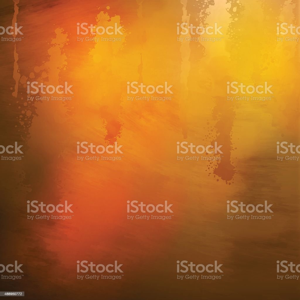 Abstract vector watercolor background vector art illustration