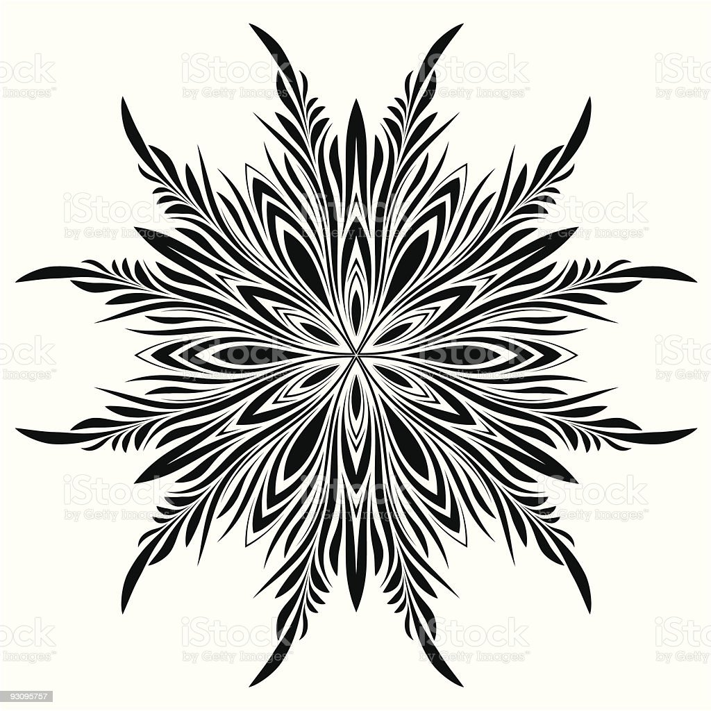 Abstract vintage floral royalty-free abstract vintage floral stock vector art & more images of abstract