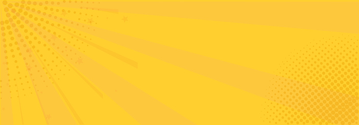 Abstract vintage yellow background. Modern hipster futuristic graphics. For template, banner, or label design. Vector illustration