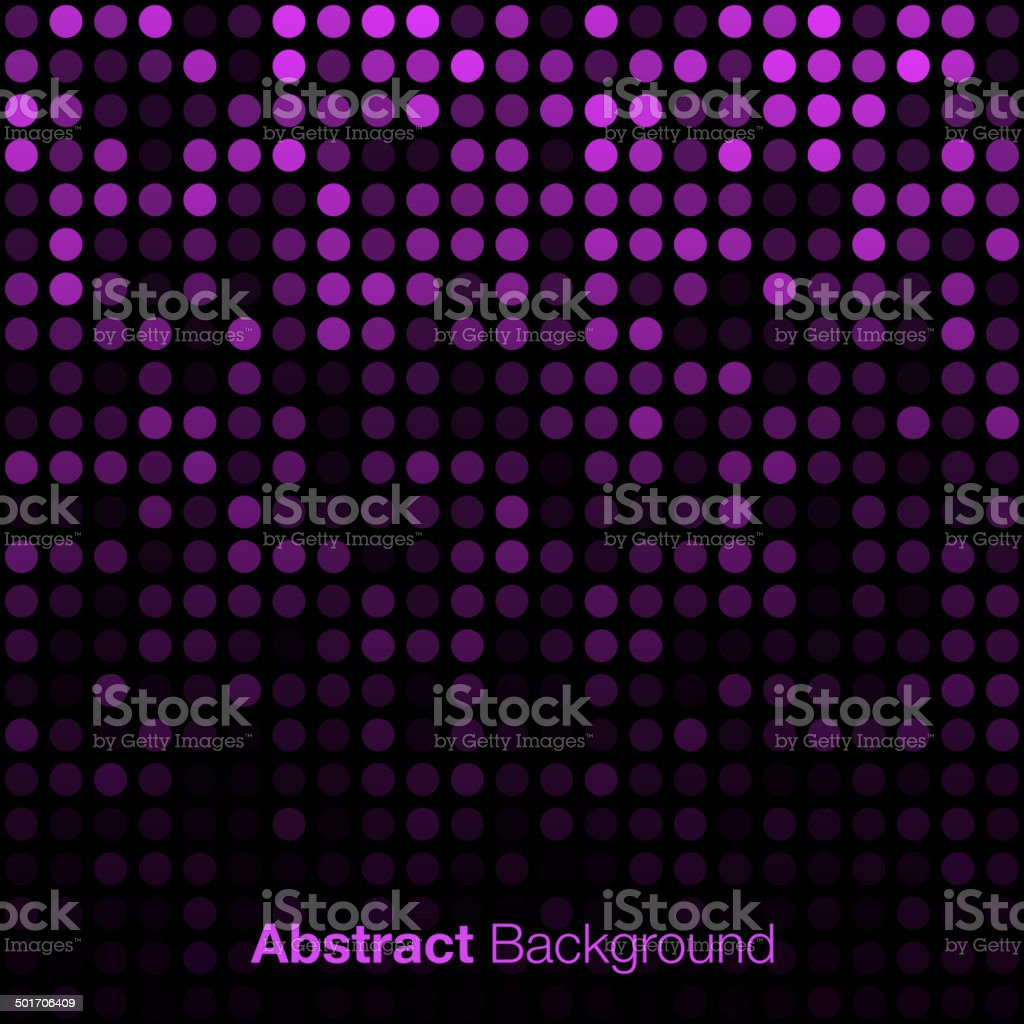 Abstract Violet Background royalty-free stock vector art