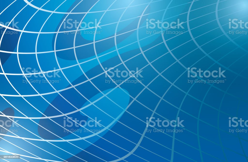 abstract warped background - vector. Eps 10. vector art illustration