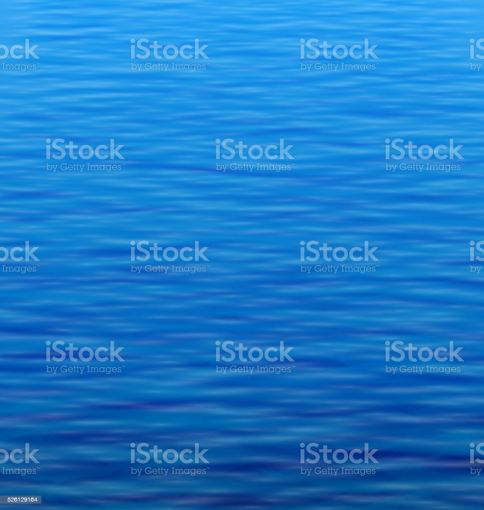Abstract Water Background with Ripple vector art illustration