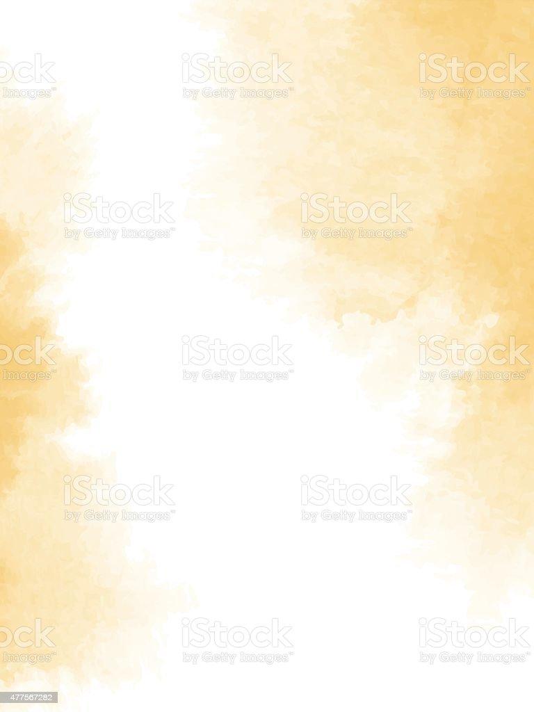 Astratto sfondo Acquerello - arte vettoriale royalty-free di 2015