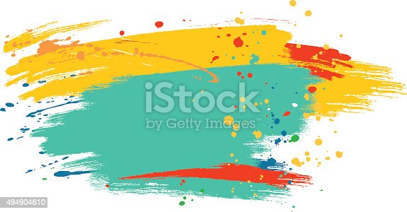 simple vector abstract  watercolor background ; Eps8; zip includes aics2, high res jpg