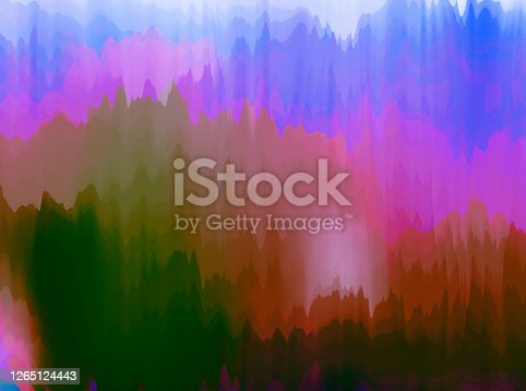 Abstract watercolor painting pattern background for design