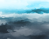 istock abstract watercolor style cloudy landscape background 1171629585