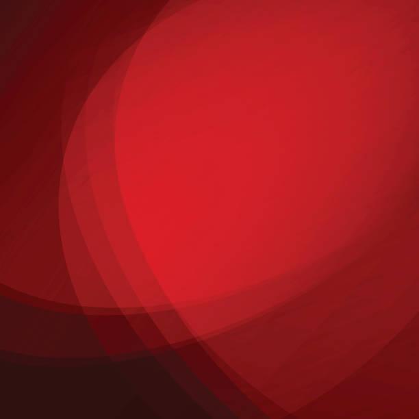 ilustrações de stock, clip art, desenhos animados e ícones de abstract wave red color  for business concept, vector illustration background - vr red background