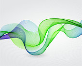 Abstract wave. EPS10. Transparent effect used. Includes high res JPG  and Ai CS files.