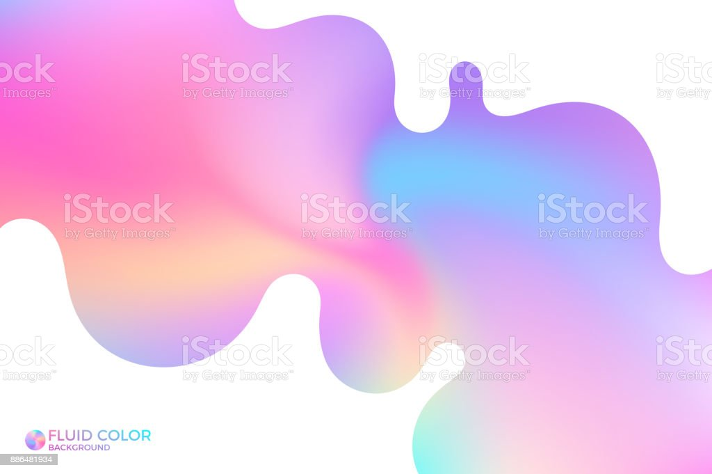 Abstract wavy background. Iridescent background royalty-free abstract wavy background iridescent background stock illustration - download image now