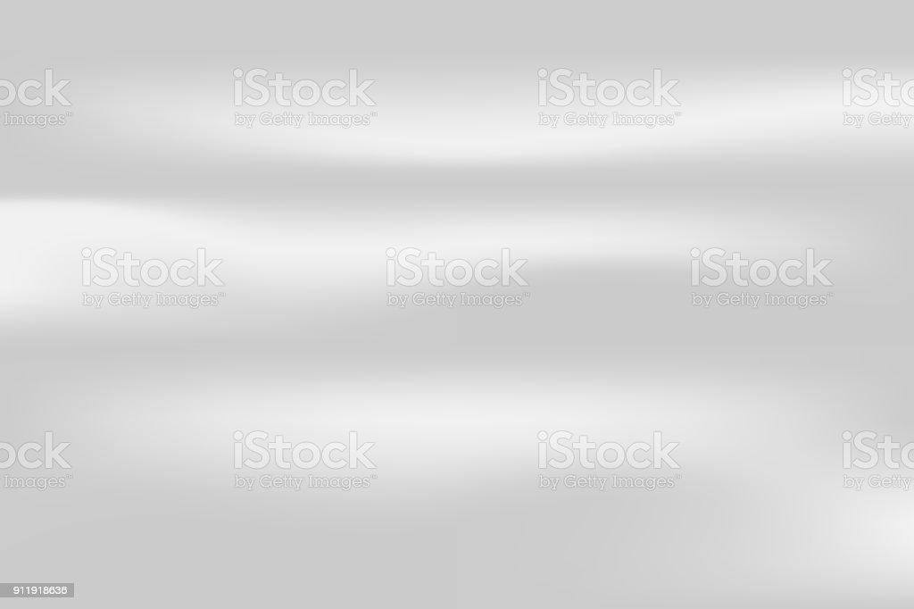 抽象的な波状の背景、滑らかな波背景、白コンセプトカー ベクターアートイラスト