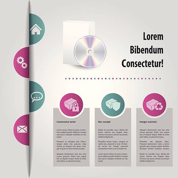 Neue Dvds Vektorgrafiken und Illustrationen - iStock