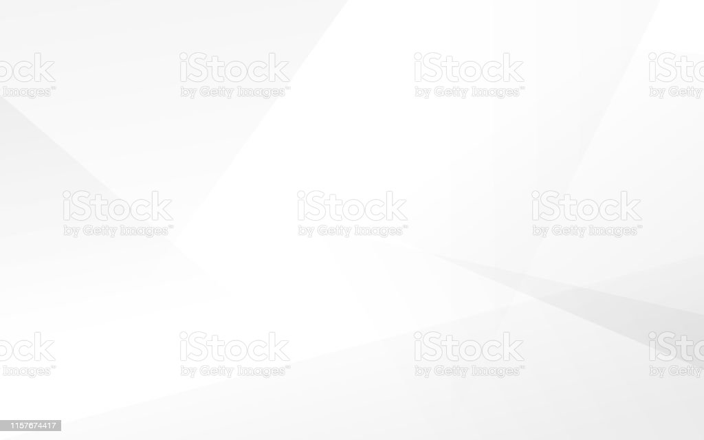 Abstract white and gray modern background. Vector Illustration - Royalty-free Abstrato arte vetorial