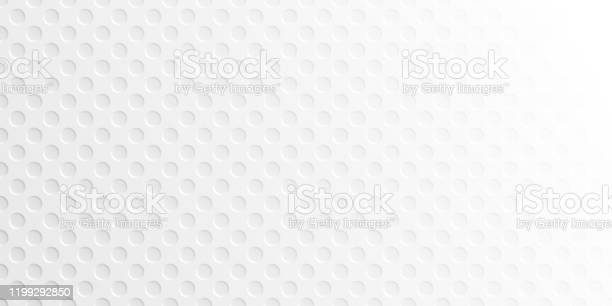 Abstract White Background Geometric Texture Stock Illustration - Download Image Now
