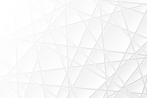 Modern and trendy abstract background. Geometric texture for your design (colors used: white, gray). Vector Illustration (EPS10, well layered and grouped), wide format (3:2). Easy to edit, manipulate, resize or colorize.