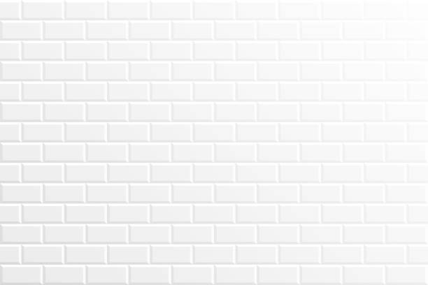 ilustrações de stock, clip art, desenhos animados e ícones de abstract white background - geometric texture - white wall