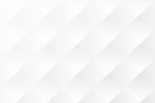 白の抽象的な背景 - 幾何学的なテクスチャー - 白ホリ点のイラスト素材/クリップアート素材/マンガ素材/アイコン素材