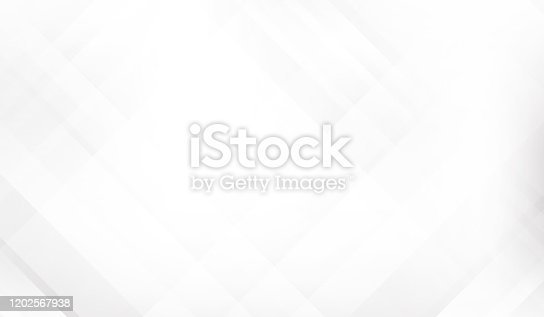 Abstract white background.design geometrical.white and gray gradient color background.