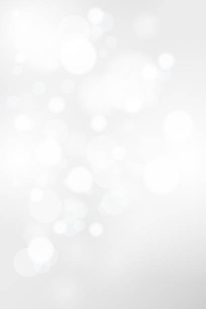 abstract white blur background - bokeh stock illustrations