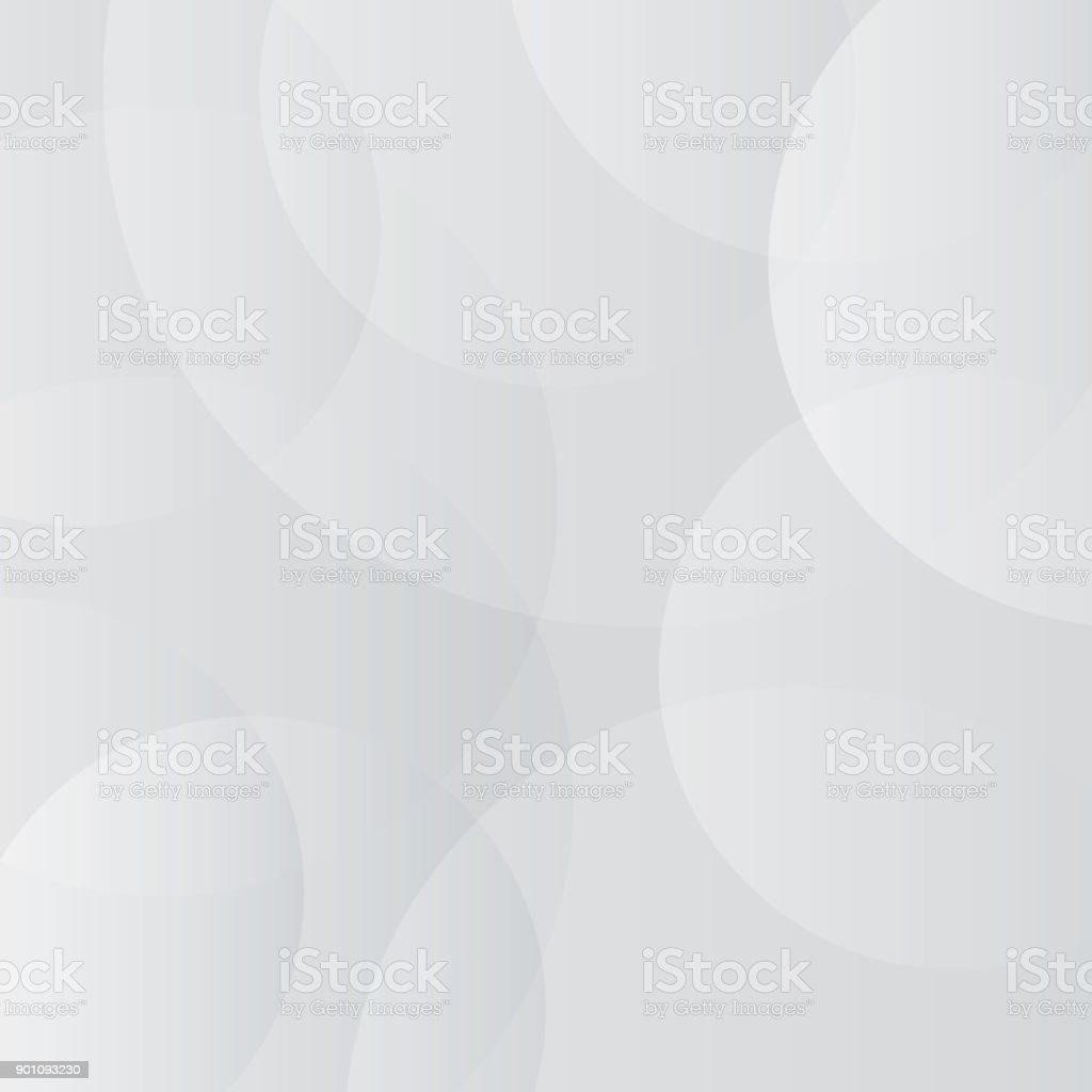 cercle de couleur gris blanc abstraite se chevauchent moderne fond