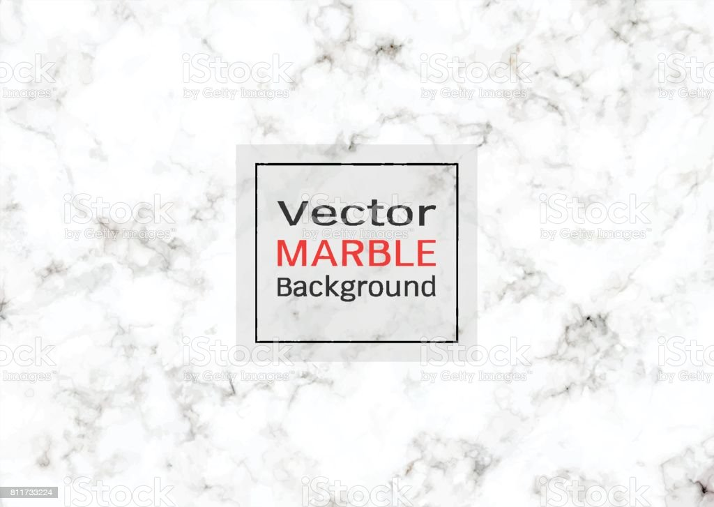 Abstract white marble texture, Vector pattern background, Trendy template inspiration for your design vector art illustration