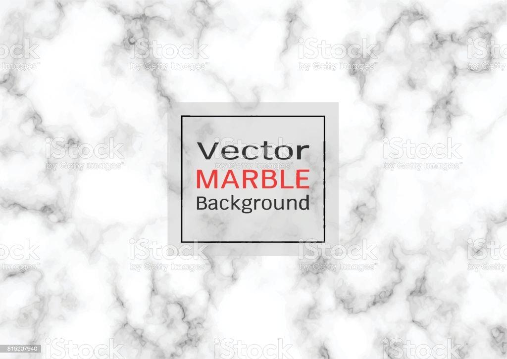 Resumen textura mármol blanco, de fondo Vector, plantilla moda inspiración para su diseño - ilustración de arte vectorial