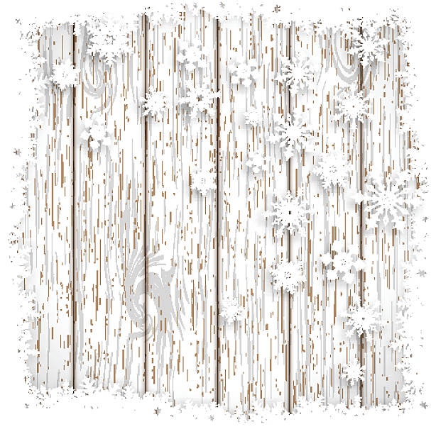 Abstract Winter Background Illustration Vector Art