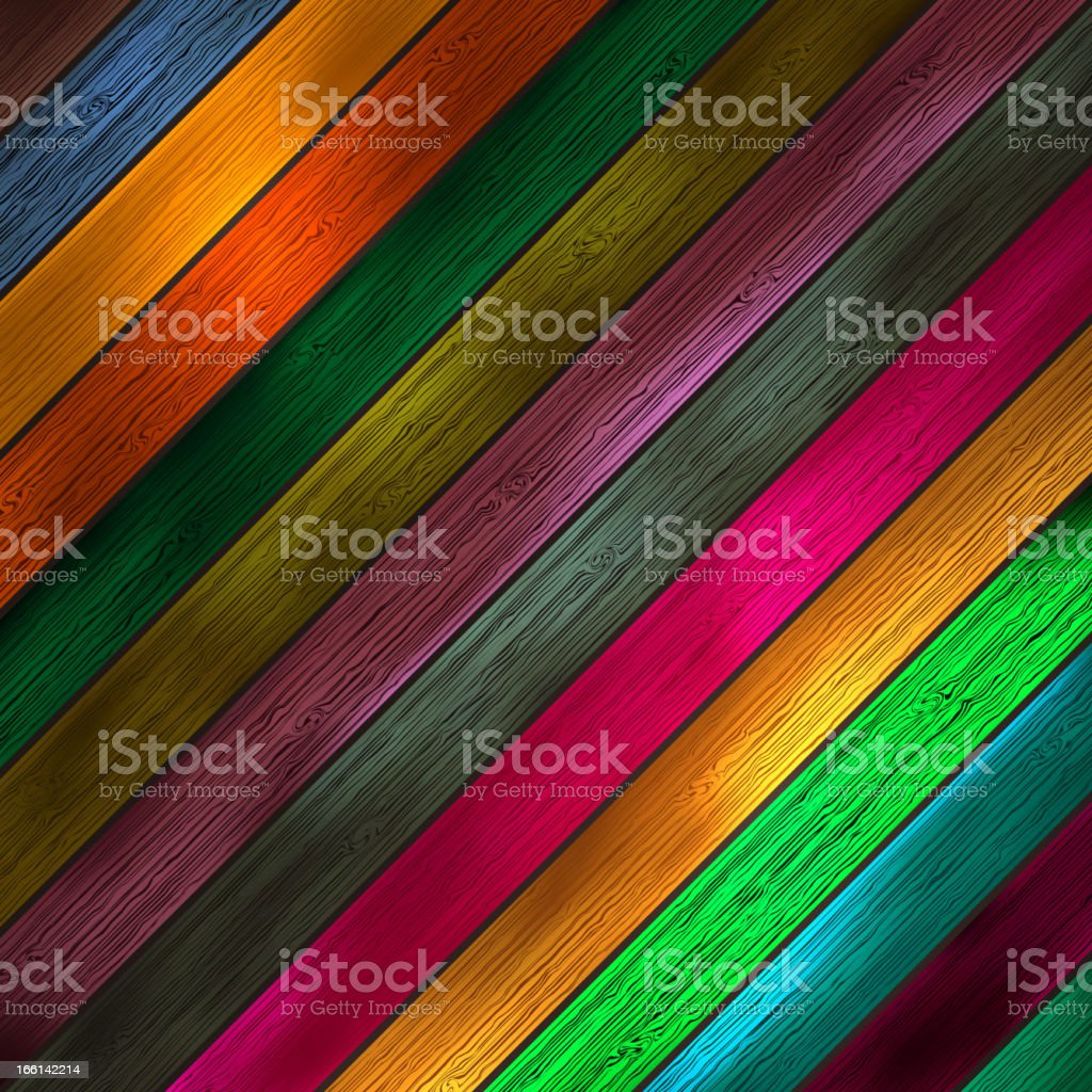 Abstract wood background.  + EPS10 royalty-free stock vector art