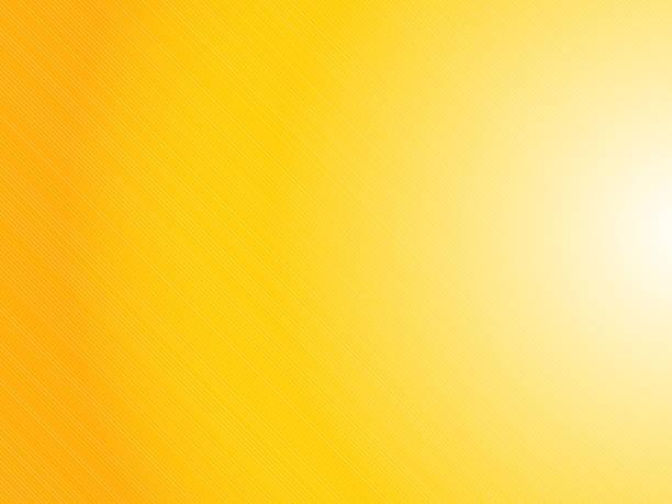 추상 노란색 빗금된 배경 - 노랑 stock illustrations