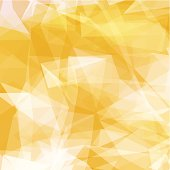 abstract yellow transparency technology shape background.(ai eps10 with transparency effect)