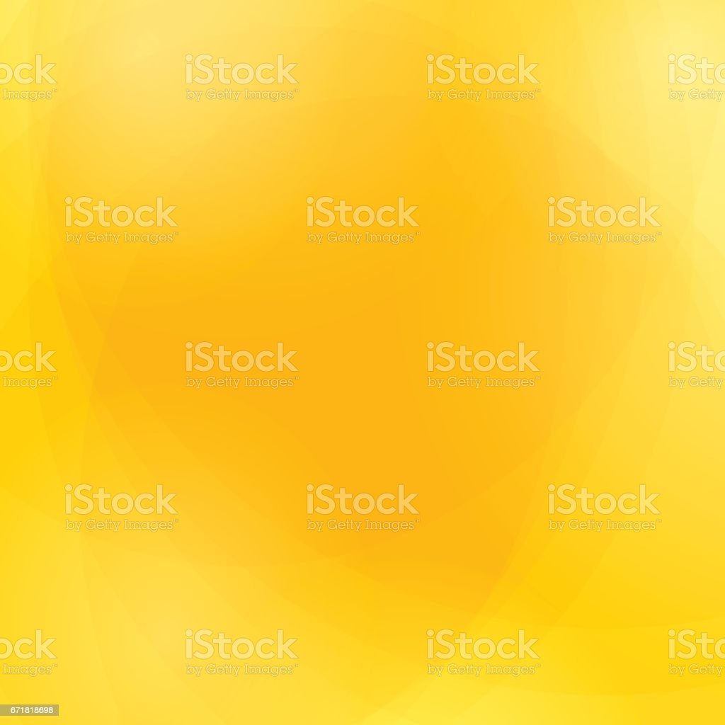 Abstract Yellow Wave Background vector art illustration
